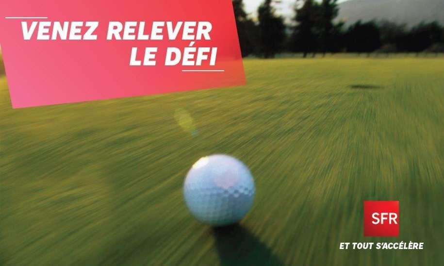 Visuel SFR Golf