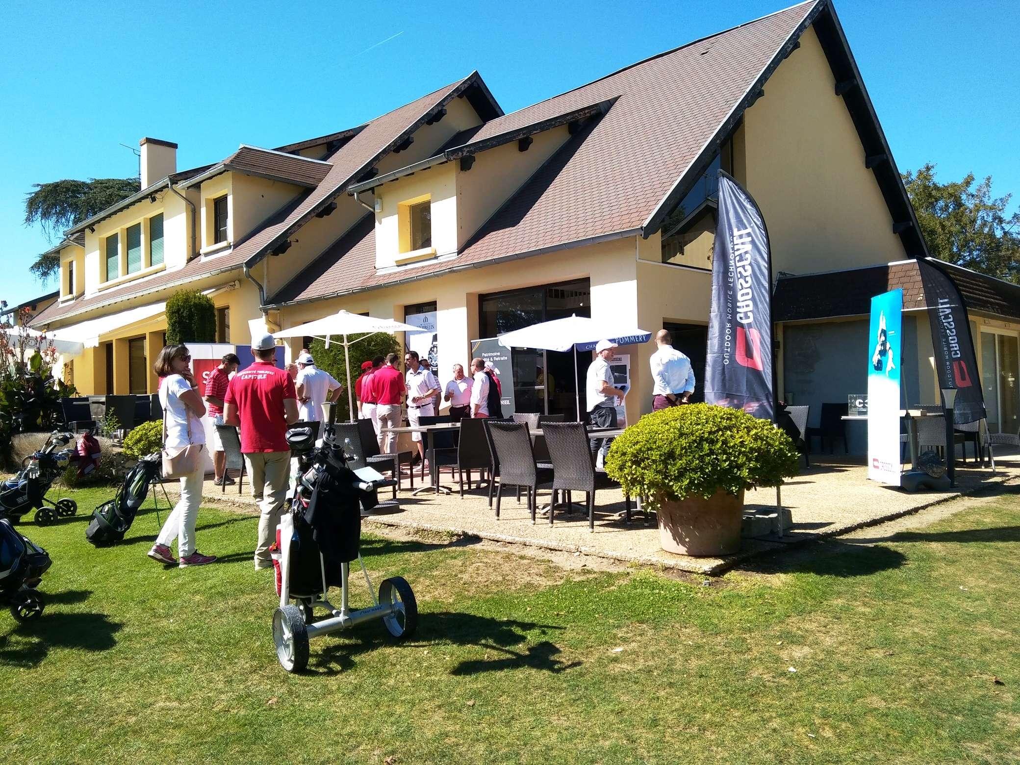 SFR Golf Day   ECONOCOM au Golf de Palmola le Jeudi 22 Septembre